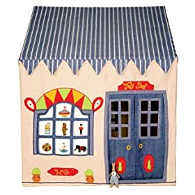 Large Toy Shop Play House