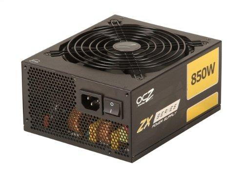 PC Power & Cooling ZX Series 850 Watt (850W) 80+ Gold Fully-Modular Active PFC Performance Grade ATX PC Power Supply 5 Year Warranty OCZ-ZX850W (850w Evga 80plus Bronze Modular compare prices)