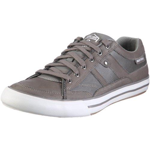 Skechers Men's Planfix Kano Half Shoe Grey UK 6