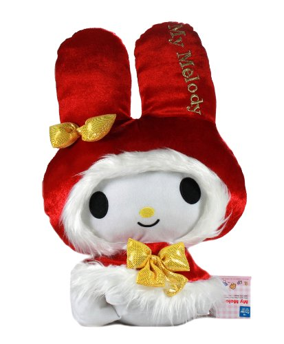 Furyu Official Sanrio My Melody 3L Gorgeous Big x Big Ribbon in Red, 16.5