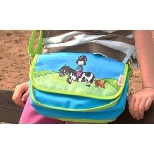 think-pink-17p8849-pony-rider-horse-messenger-bag