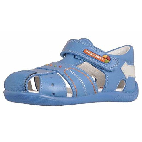 Sandali e infradito per bambino, color Blu , marca PABLOSKY, modelo Sandali E Infradito Per Bambino PABLOSKY SAINT TROPEZ 5 Blu
