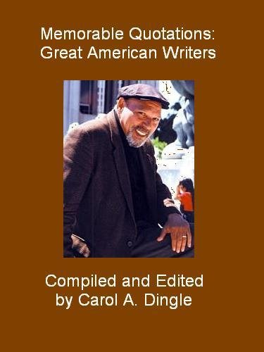 memorable-quotations-great-american-writers