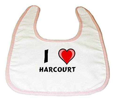 baby-bib-with-i-love-harcourt-first-name-surname-nickname-by-shopzeus