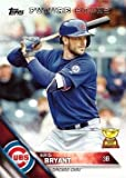2016 Topps #350 Kris Bryant Baseball Card - Topps All-Star Rookie