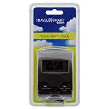 Travel Smart Travel Alarm Clock 1 clock