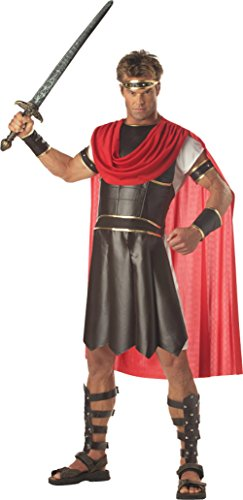 California Costumes Mens Roman Soldier Hercules Theme Party Fancy Dress