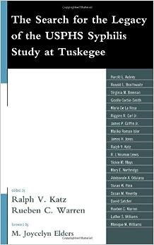 Experiment Tuskegee Syphilis Study