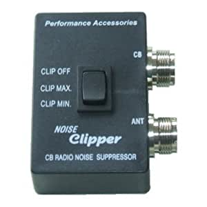 "ProComm ""Noise Clipper"" CB Radio Noise Reducer"
