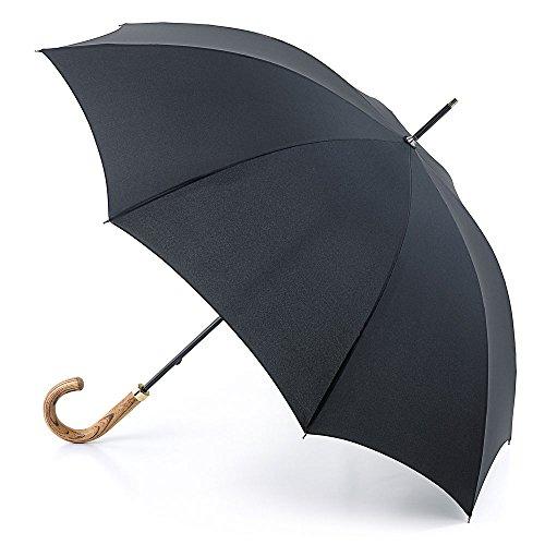 フルトン FULTON かさ 傘 エルムウッド 正規品証明タグ 英国王室御用達 男性用 長傘 ブラック G807 AC