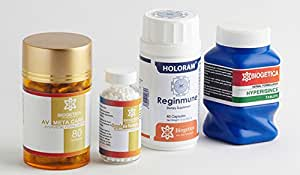 Biogetica Deliverance Kit with Homeopathic DSPL Factors and HP Nosodes