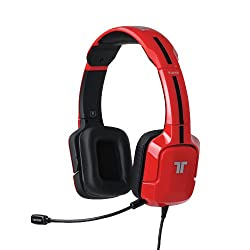 Tritton Kunai Stereo Headset For Ps3 Red