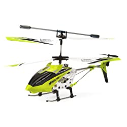 [Best price] Puzzles - Syma S107G 3.5 Channel RC Helicopter with Gyro, Green - toys-games