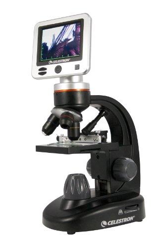 Celestron 44341 Lcd Digital Microscope Ii (Black)
