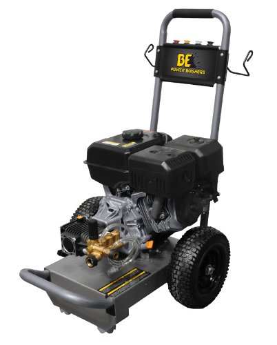 B E Pressure B3715Rc Gas Powered Pressure Washer, 420Cc, 4000 Psi, 4 Gpm front-364952