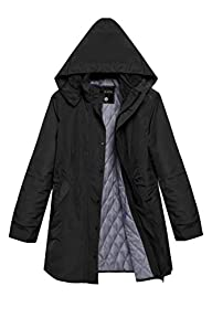 ACEVOG Women Winter Warm Thick Front-…