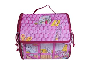 Neat-Oh Neat-Oh! ZipBin® Princess Enchanted Pony Day Tote Playset from Neat-Oh