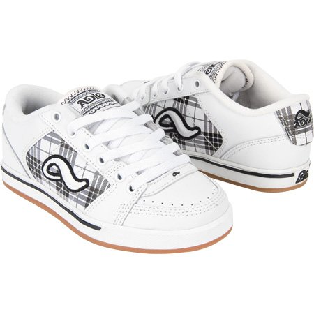 ADIO Snap Mens Shoes - White/Black - Buy ADIO Snap Mens Shoes - White/Black - Purchase ADIO Snap Mens Shoes - White/Black (Adio, Apparel, Departments, Shoes, Men's Shoes, Young Men's Shoes)