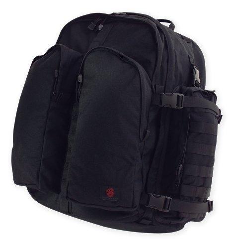Tacprogear Spec-Ops Assault Backpack, Black, Large