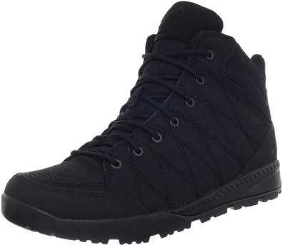 Men's 6 inch Danner Melee Uniform Boots Black, BLACK, 5M(D)