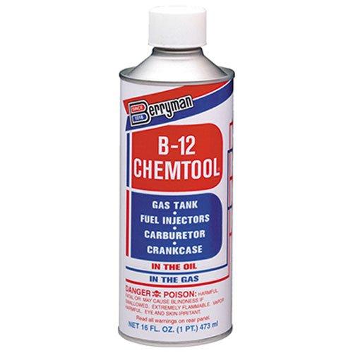 Berryman 0116 B-12 Chemtool Carburetor/Fuel Treatment and Injector Cleaner - 15 oz. (Fuel Injector Treatment compare prices)