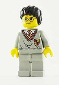 Lego Harry Potter Minifigure- Gryffindor Shield Torso