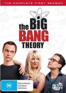 The Big Bang Theory - Season 1 DVD (Big Bang Theory Dvd Season 1 compare prices)