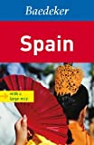 img - for Spain Baedeker Guide (Baedeker: Foreign Destinations) book / textbook / text book