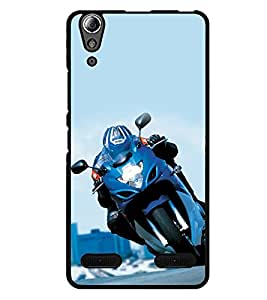 LENOVO A6000 PLUS COVER CASE BY instyler