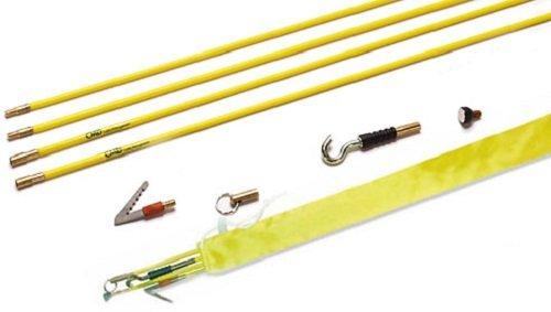 Fiberglass Push Pull Rod Kit
