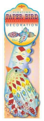eeBoo Blue Floating Bird - 1