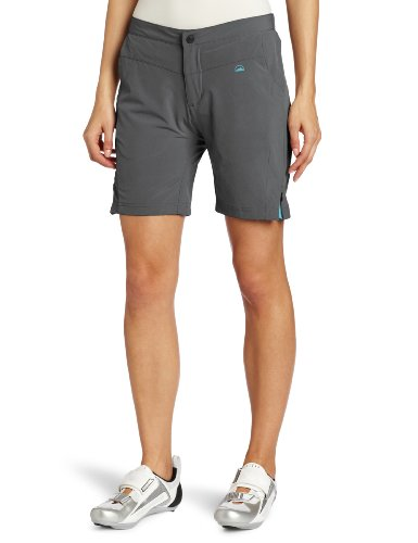Image of Zoic Women's Posh Bike Shorts with RPL Liner (4103WPN1-P)