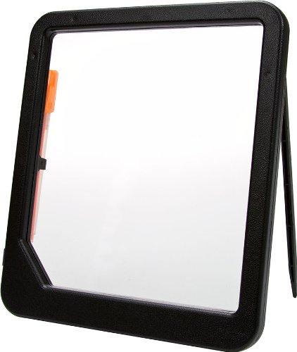 Se - Neon Black Board - Black Color Frame, Includes Marker