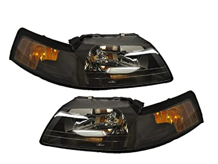 Ford Mustang Headlights Ford Mustang Headlight Set