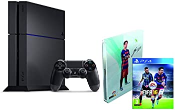 PS4 1TB C Chassis  + FIFA 16 + Steelbook - Esclusiva Amazon
