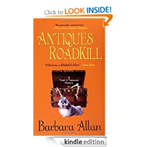 Antiques Roadkill: A Trash 'n' Treasures Mystery Barbara Allan