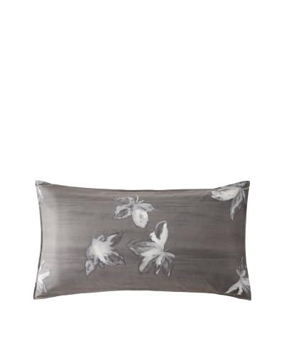 Vera Wang Charcoal Flower Sham