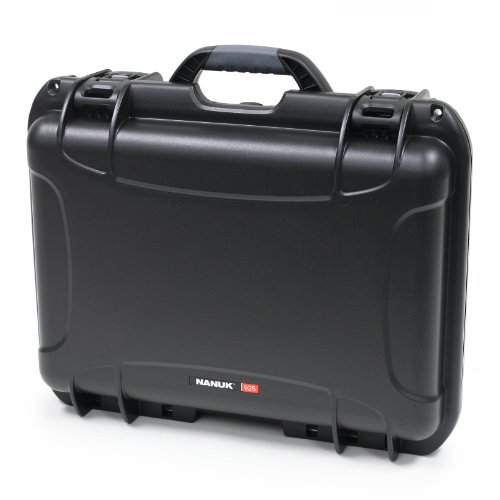 Nanuk 925 Case with Cubed Foam -Black