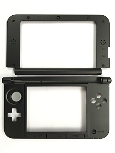 Replacement Part Hinge Part Bottom Middle and Top Shell For Nintendo 3DS XL (Nintendo Replacement Parts compare prices)