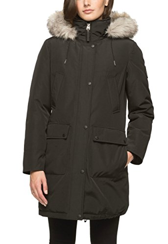 andrew-marc-ladies-snorkel-parka-jacket-with-detachable-fur-lined-hood-black-small
