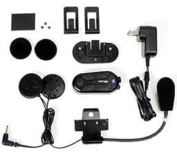 Yamaha ChatterBox! XBI2 Bluetooth Intercom Open-Face Helmet Headset for Yamaha Royal Star
