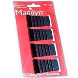 MARILYN BRUSHES BOBBY PINS BLACK