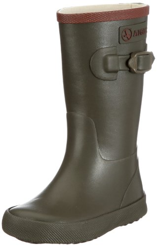 Aigle Junior Perdrix Kaki Wellingtons Boot 24567/30 11.5 Child UK, 30 EU