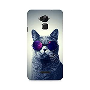 Ebby Classy Cat Premium Printed Case For Coolpad Note 3