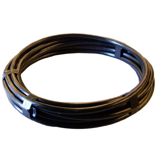 Genova Products 910104 1-Inch x 50-Foot 100 PSI Poly Cold Water Plumbing/Irrigation Pipe Tubing Roll