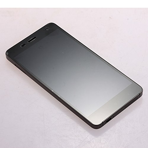 MEMTEQ® DOOGEE HITMAN DG850 5 Zoll 3G Smartphone Android 4.4 Handy ohne Vertrag 1.3GHz Quad-Core 1GB RAM +16GB ROM 8MP+13MP Dual Kamera 1280x720 HD IPS Touchscreen Dual Micro SIM Karte Ultraslim A-GPS Wifi Bluetooth 4.0 Hotknot-Funkübertragung mit Schutzfolie Schutzhülle Schwarz