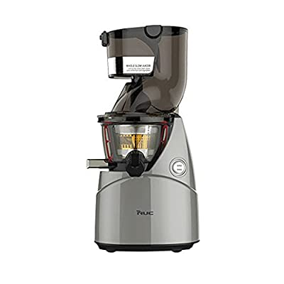 NUC Kuvings Whole Slow Juicer extractor Blender WSJ972K 220V & English Quick User's Manual + Free Gift (Key Ring)