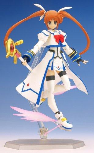 Figma 魔法少女リリカルなのは StrikerS 高町なのは バリアジャケット Ver.