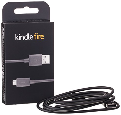 Amazon Kindle Fire 5ft USB to Micro-USB Cable (works with most Micro-USB Tablets)