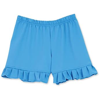 Buy Chez Ami by Patsy Aiken Designs Girls Pleaty Tennis Shorts Blue by Patsy Aiken Designs